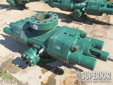 CAMERON TYPE U SGL BLOWOUT PREVENTER Other Auction Results