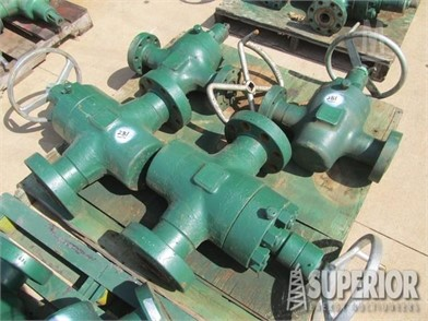 4) Ciw Gate Valves Other Auction Results - 1 Listings