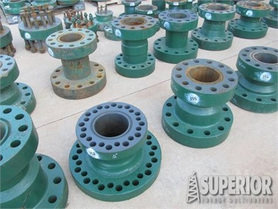 12 H X 7 1 16 3000 X 11 3000 Adapter Spool Other Hasil Lelang