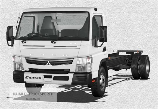 Fuso  Canter 4x2 918 Wide Cab XLWB 6 Sp. DCT