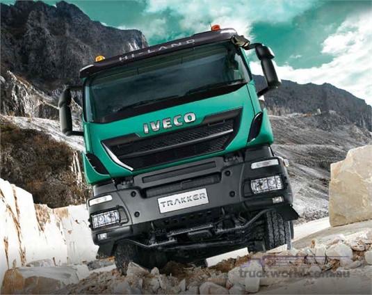 Iveco Trakker AD450 6x6