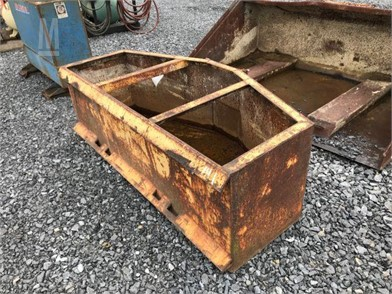 Concrete Bucket Other Auction Results - 1 Listings