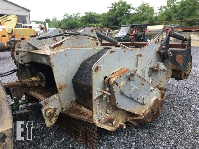 Forestry Mulcher For Sale >> Lot 177 Fae Group Ssh200 Forestry Mulcher For Sale In Boonsboro Maryland