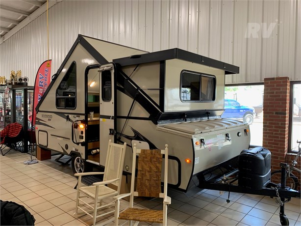 Hard-Sided Pop-Up Trailers For Sale - 103 Listings