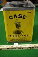 Case Hard Oil 10lbs Tin