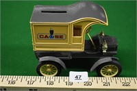 ERTL 1905 Ford Delivery Car Bank