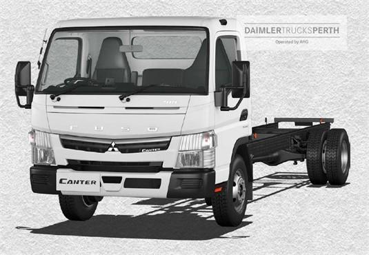 Fuso Canter 4x2 918 Wide Cab XLWB 5 Sp. MAN