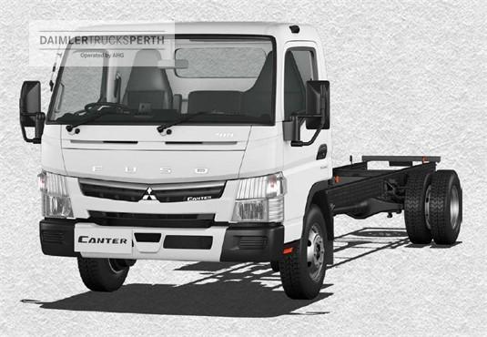 Fuso Canter 4x2 918 Wide Cab XXLWB 5 Sp. MAN