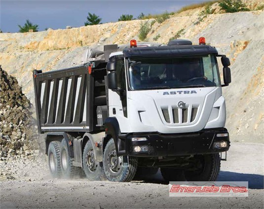 Iveco Astra HD9 8x8