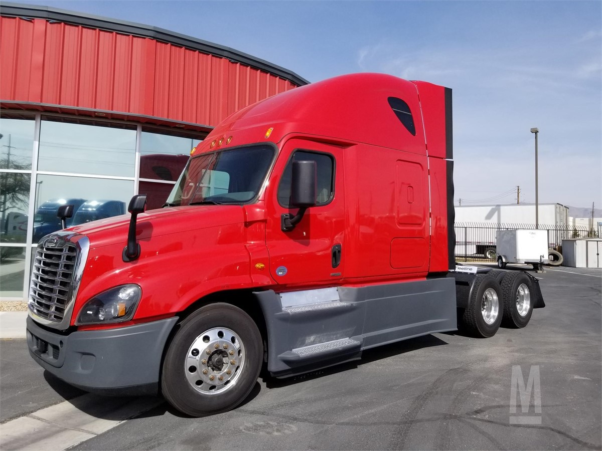 Freightliner Las Vegas >> 2015 Freightliner Cascadia 125 Evolution For Sale In N Las
