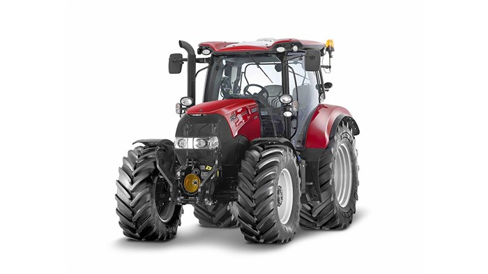 Case IH Maxxum 145 Multicontroller Tractor Picks Up Technical