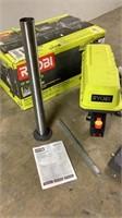 """Ryobi 10"""" Drill Press w/ Laser-"""