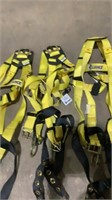 (qty - 6) Safety Harnesses-