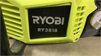 """Ryobi 18"""" Gas Powered Chainsaw-"""