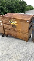 (qty - 3) **Locked** Knaack Tool Chests-