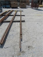 (qty - 7) Steel Angle-