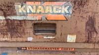 (qty - 2) **Locked** Knaack Storage Master Chests-