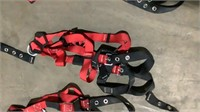 (qty - 8) Safety Harnesses-