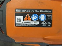 "Ridgid Corded 1/2"" Spade Handle Mud Mixer Drill-"