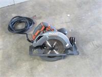 "Ridgid Corded 7-1/4"" Circular Saw-"
