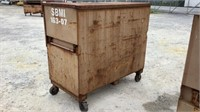 Knaack Rolling Storage Master Chest-