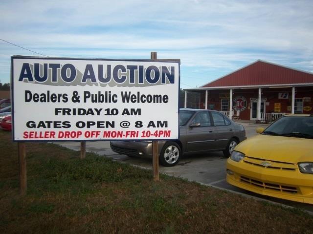 Auto Auction April 12, 2013