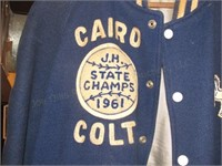 Cairo High School Letter Jacket
