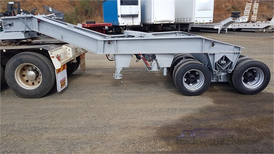 1982 Homemade Dolly - Trailers for Sale