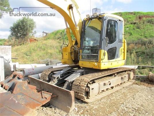 2010 Komatsu PC138US LC-8 Heavy Machinery for Sale