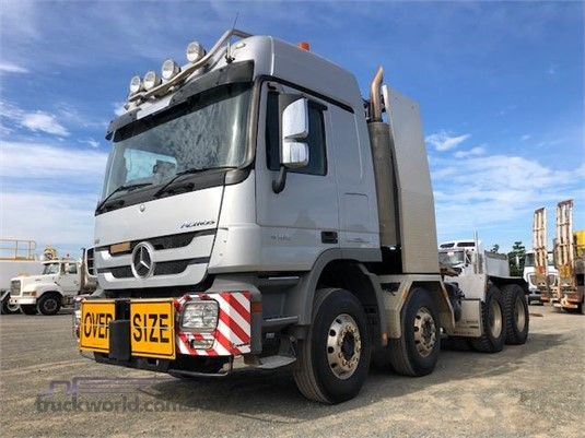 2014 Mercedes Benz ACTROS 4165 Trucks for Sale