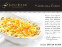 Food, Grocery Auction with James Foods