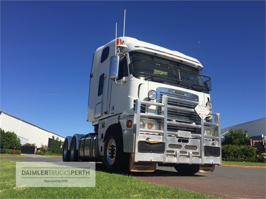 2009 Freightliner Argosy 110 Daimler Trucks Perth - Trucks for Sale
