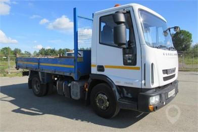 Used IVECO EUROCARGO 75E16 Tipper Trucks for sale in Ireland