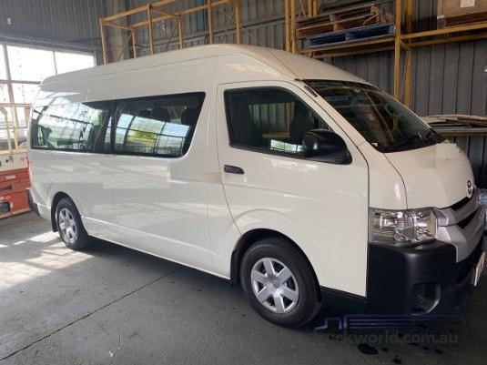 2016 Toyota Hiace KDH223R Commuter High Roof Super - Buses for Sale