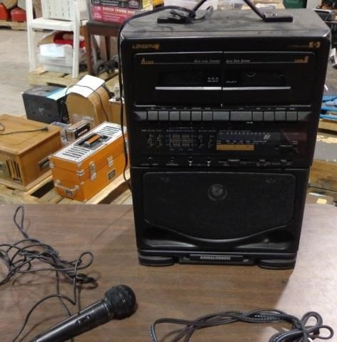 Lonestar Singalodeon Karaoke Machine | WOW AUCTION
