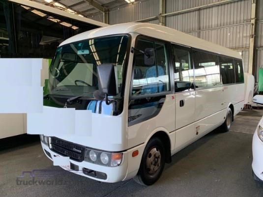 2013 Fuso Rosa Deluxe 22 Seats - Buses for Sale