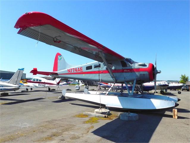 1956 DEHAVILLAND DHC-2 For Sale In Anchorage, Alaska