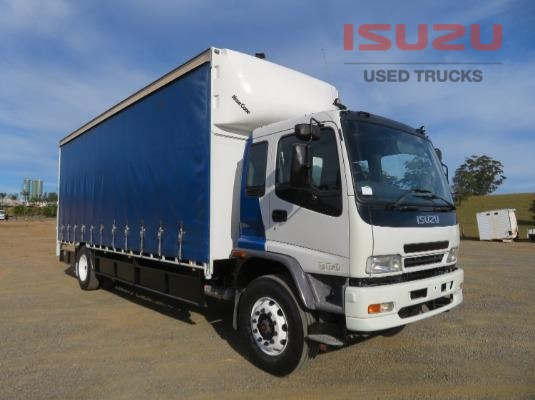 2007 Isuzu FVD 950 Used Isuzu Trucks - Trucks for Sale