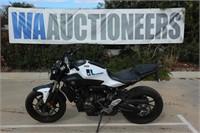 2017 Yamaha MT-07 LAMS Motorcycle