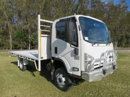 2014 Isuzu NPS 300 4x4 Trucks for Sale