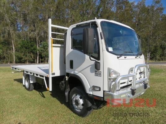 2014 Isuzu NPS 300 4x4 Used Isuzu Trucks - Trucks for Sale