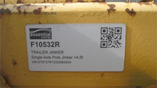 2003 Homemade POLE JINKER - Truckworld.com.au - Trailers for Sale