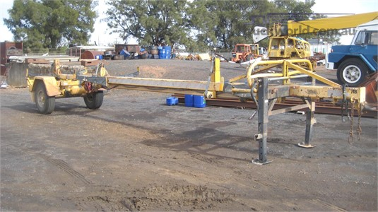 2003 Homemade POLE JINKER Trailers for Sale