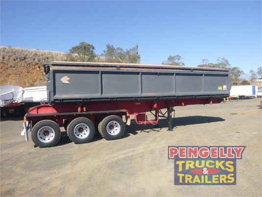 2013 Tristar Tipper Trailer Pengelly Truck & Trailer Sales & Service - Trailers for Sale