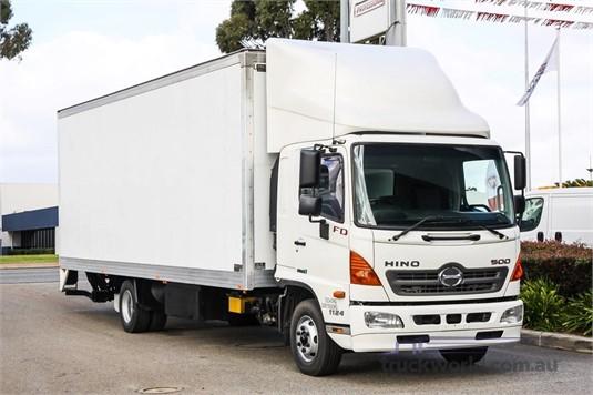 2013 Hino 500 Series 1124 FD WA Hino - Trucks for Sale