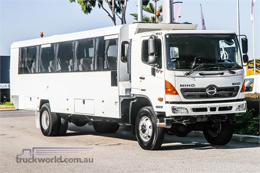 2014 Hino 500 Series 1322 GT 4x4 WA Hino - Trucks for Sale