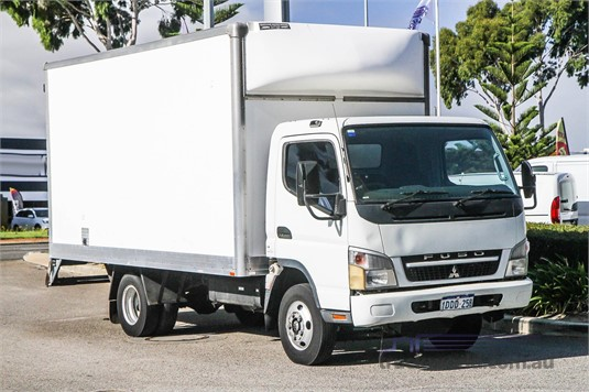 2009 Mitsubishi Canter WA Hino - Trucks for Sale