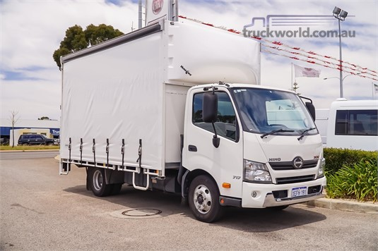 2013 Hino 300 Series 717 WA Hino - Trucks for Sale