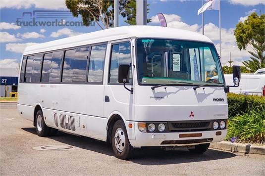 2006 Mitsubishi Rosa Bus WA Hino - Buses for Sale