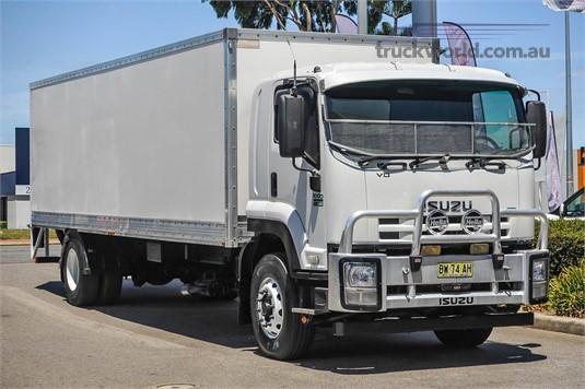 2012 Isuzu FVD 1000 WA Hino - Trucks for Sale